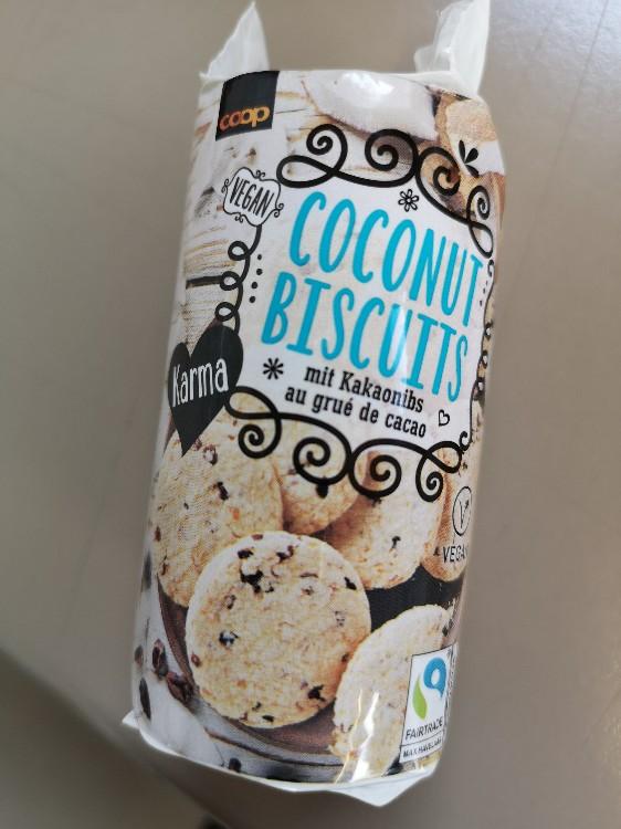 Coconut Biscuit von barandunlisa   Hochgeladen von: barandunlisa