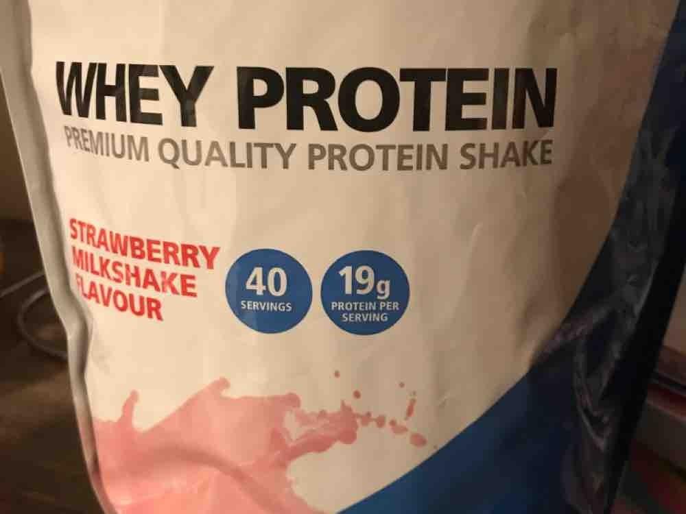 Whey Protein von hechti.tobi | Hochgeladen von: hechti.tobi