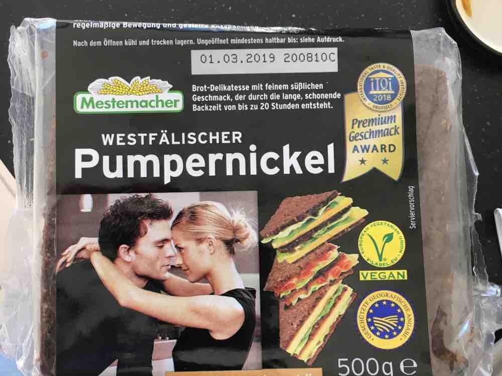 Westfälischer Pumpernickel von andrz | Hochgeladen von: andrz