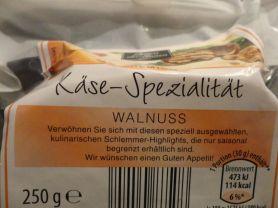 Walnusskäse, Käse-Spezialitäten | Hochgeladen von: reg.