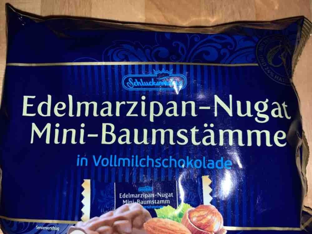 Edelmarzipan - Nugat , Mini - Baumst?mme von mkuehrt   Hochgeladen von: mkuehrt