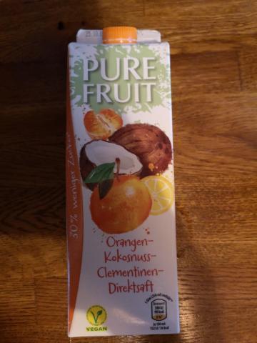 Orangen Kokosnuss Clementinen Direktsaft von jvonrueden | Hochgeladen von: jvonrueden