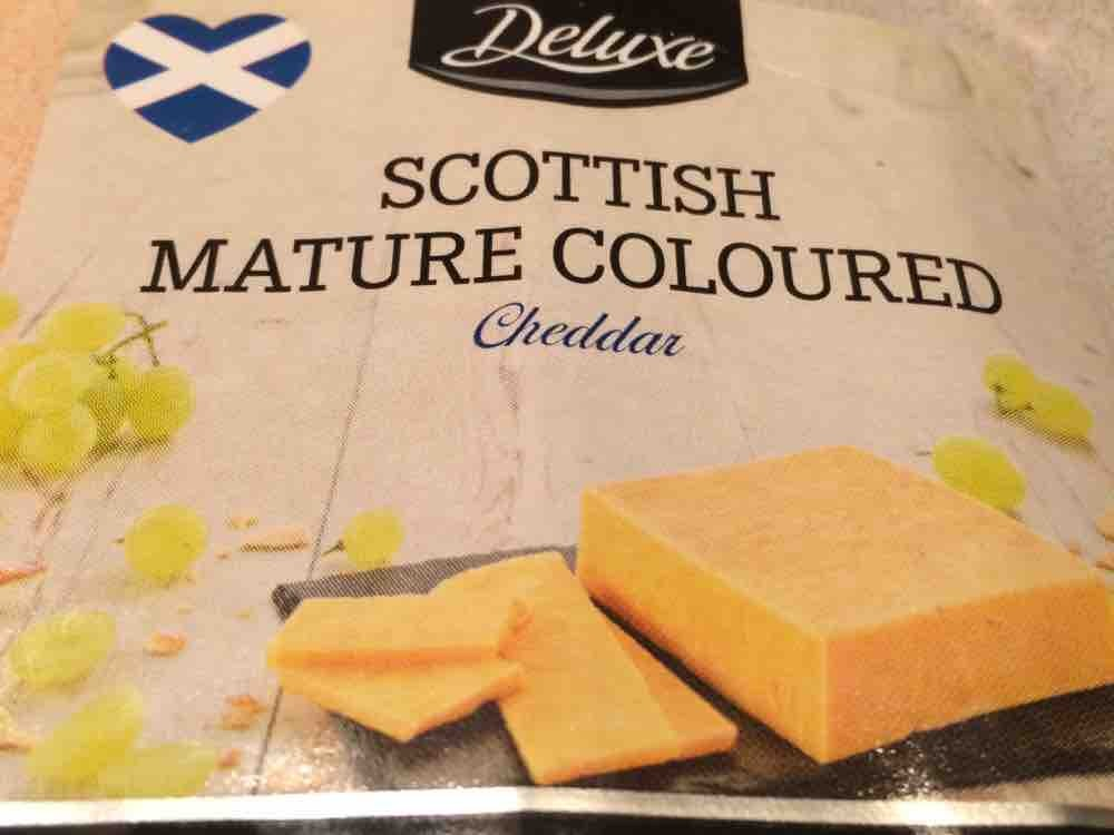 Scottish Mature Cheddar, Cheddar von tinka   Hochgeladen von: tinka
