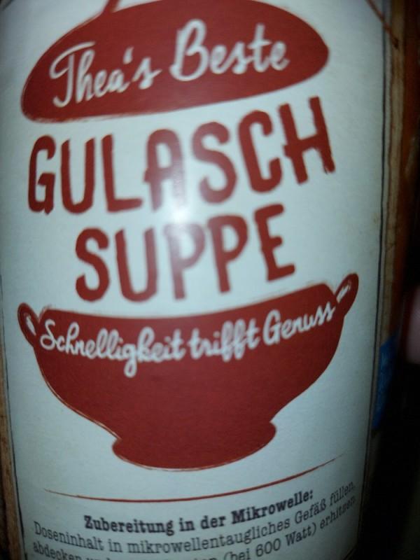Gulaschsuppe von Ben Luca Liam | Hochgeladen von: Ben Luca Liam