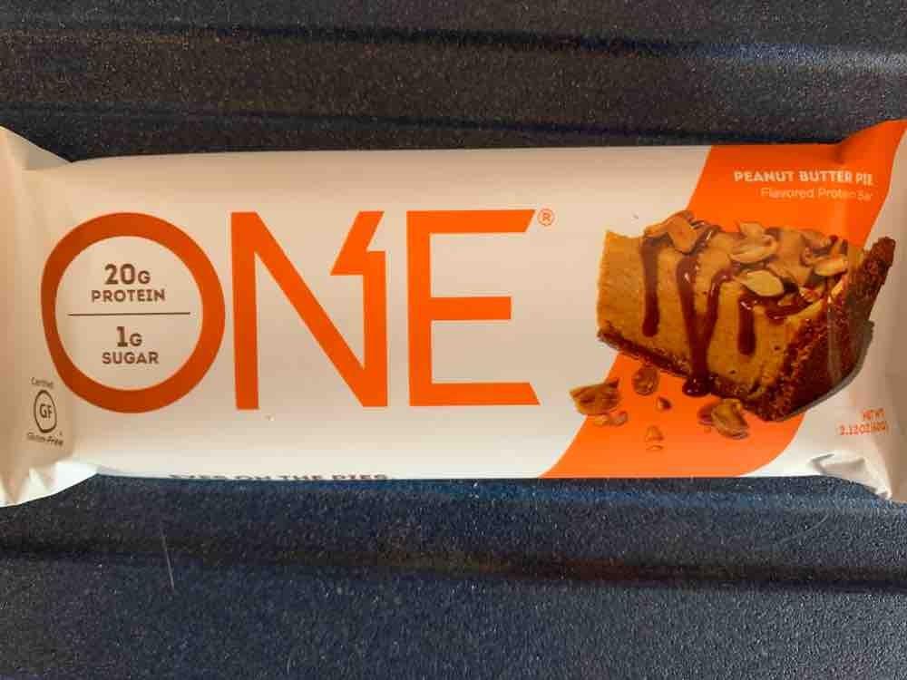 ONE BAR Peanut Butter Pie von PeGaSus16   Hochgeladen von: PeGaSus16