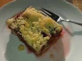 Pflaumenkuchen mit Butterstreusel, Pflaumen   Hochgeladen von: KeepWeight