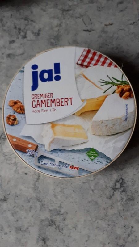 Cremiger Camembert, 45% Fett i. Tr. von herrmeline | Hochgeladen von: herrmeline