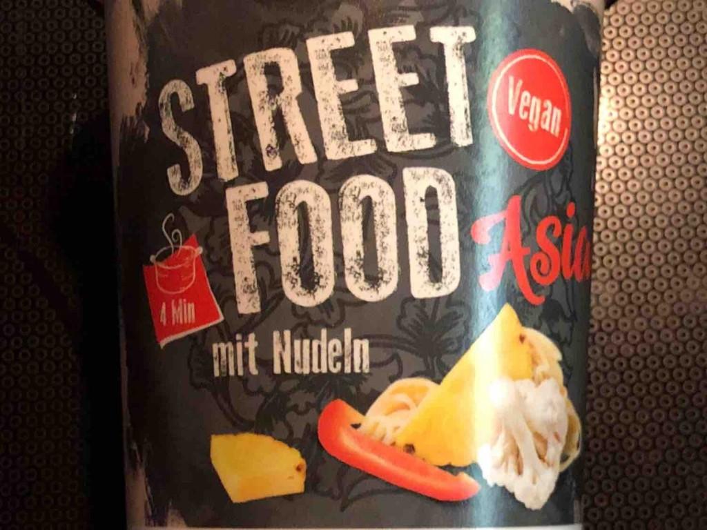 Street Food Asia, mit Nudeln, Asia von alex802 | Hochgeladen von: alex802