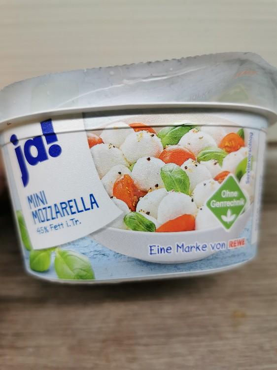 Mini Mozzarella, 45% von littlesunshinec448 | Hochgeladen von: littlesunshinec448