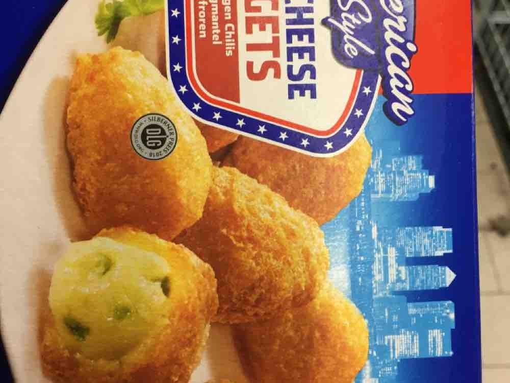 Chili-Cheese Nuggets von derjoernsdl   Hochgeladen von: derjoernsdl