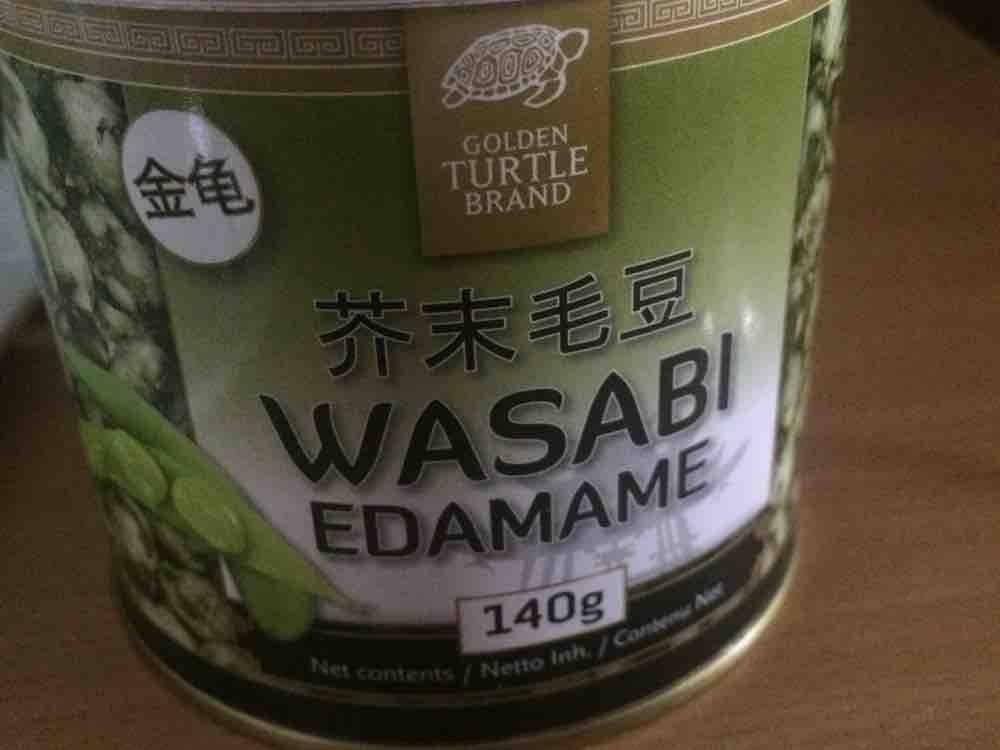 Wasabi Edamame, Scharf von MarleneD   Hochgeladen von: MarleneD