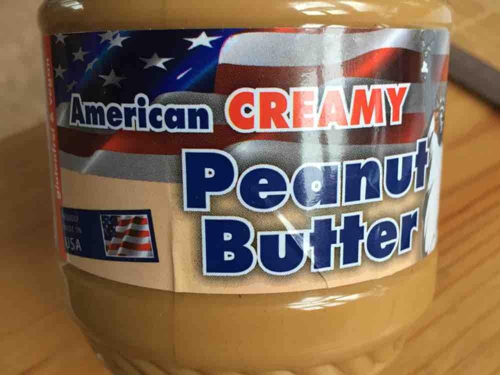 American CREAMY Peanut Butter von Zagem18 | Hochgeladen von: Zagem18