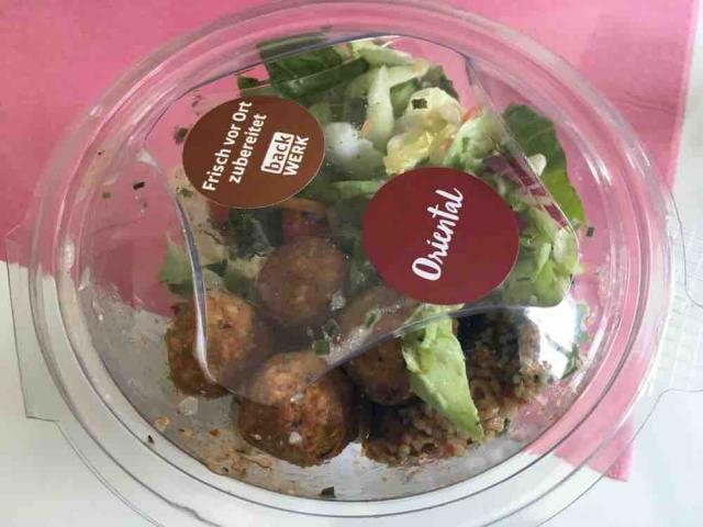 Salat Oriental von Doriemania | Hochgeladen von: Doriemania