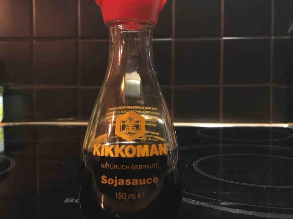 Sojasauce Kikkoman, natürlich gebraut von bty | Hochgeladen von: bty