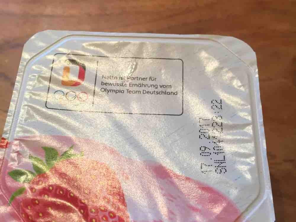Joghurt Erdbeere 0.9% von badeschaum10 | Hochgeladen von: badeschaum10