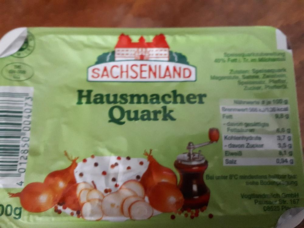 Hausmacher Quark (Sachsenland) von Kaschperle   Hochgeladen von: Kaschperle