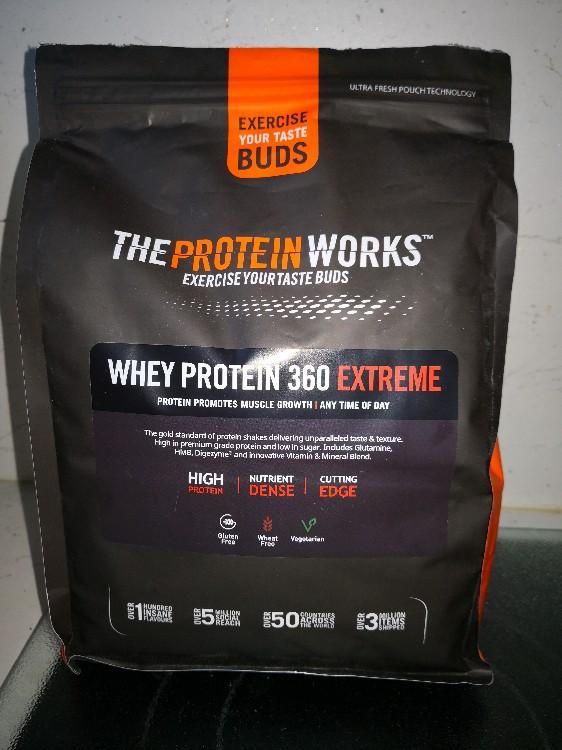 Whey Protein 360 Extreme, Salted Caramel Bandit von Binops   Hochgeladen von: Binops