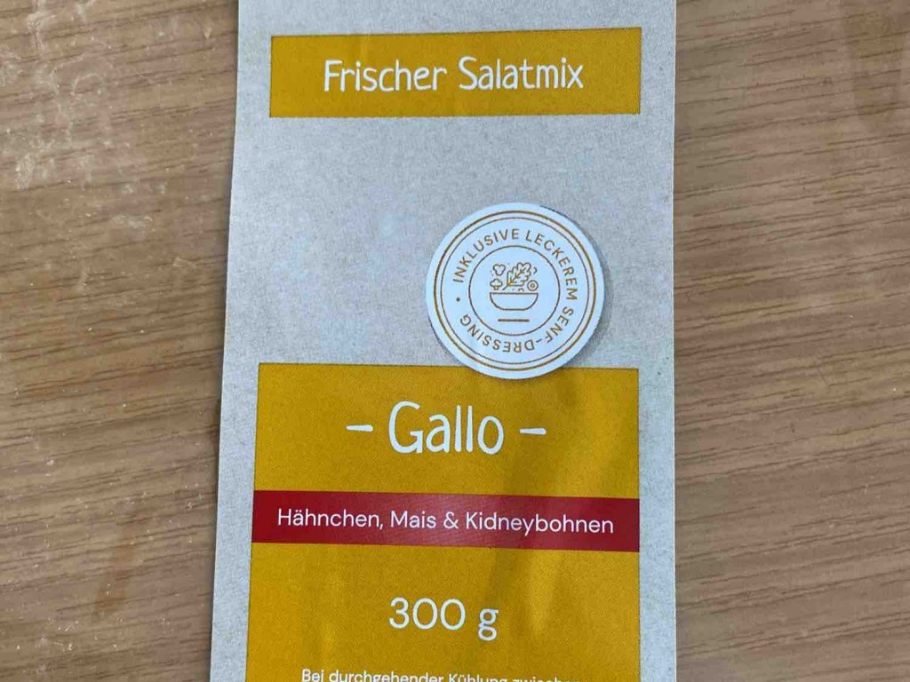 frischer Salatmix von jockl800   Hochgeladen von: jockl800