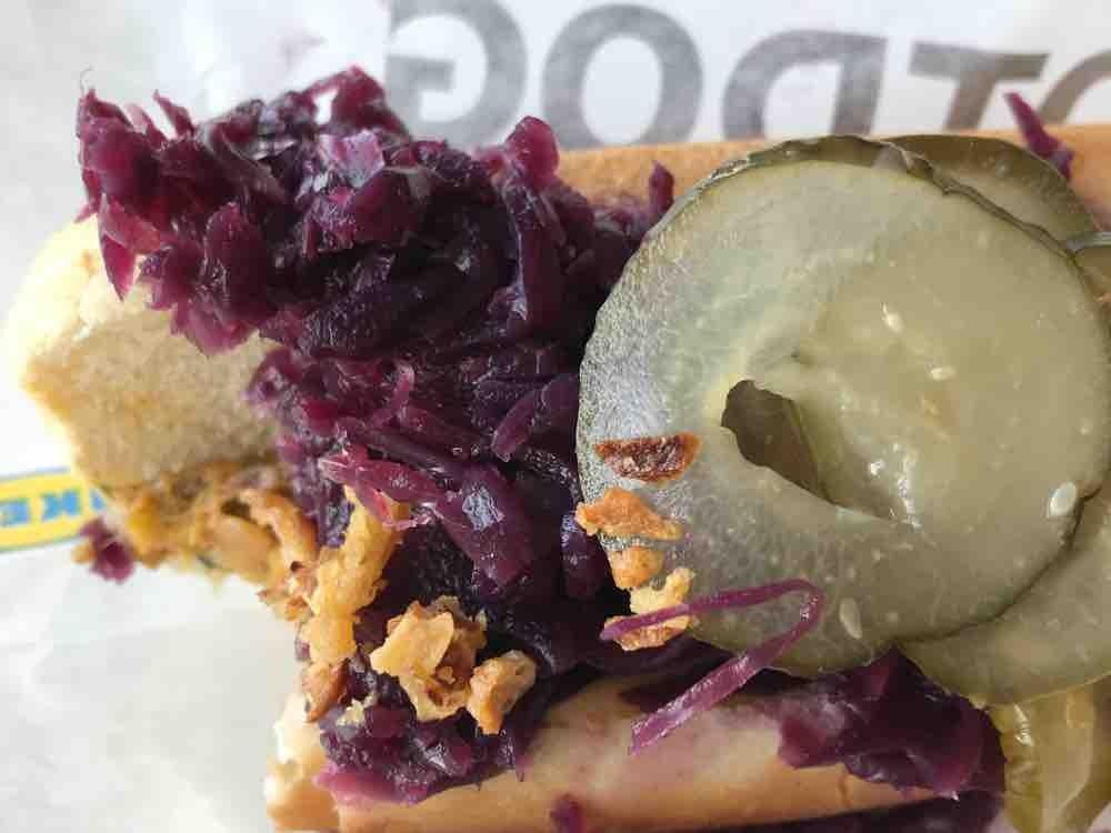 Veggie Hotdog, 1 Portion von silvia1234   Hochgeladen von: silvia1234