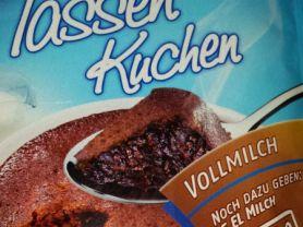 Tassen Kuchen Vollmilch, Vollmilch | Hochgeladen von: Mamba2010
