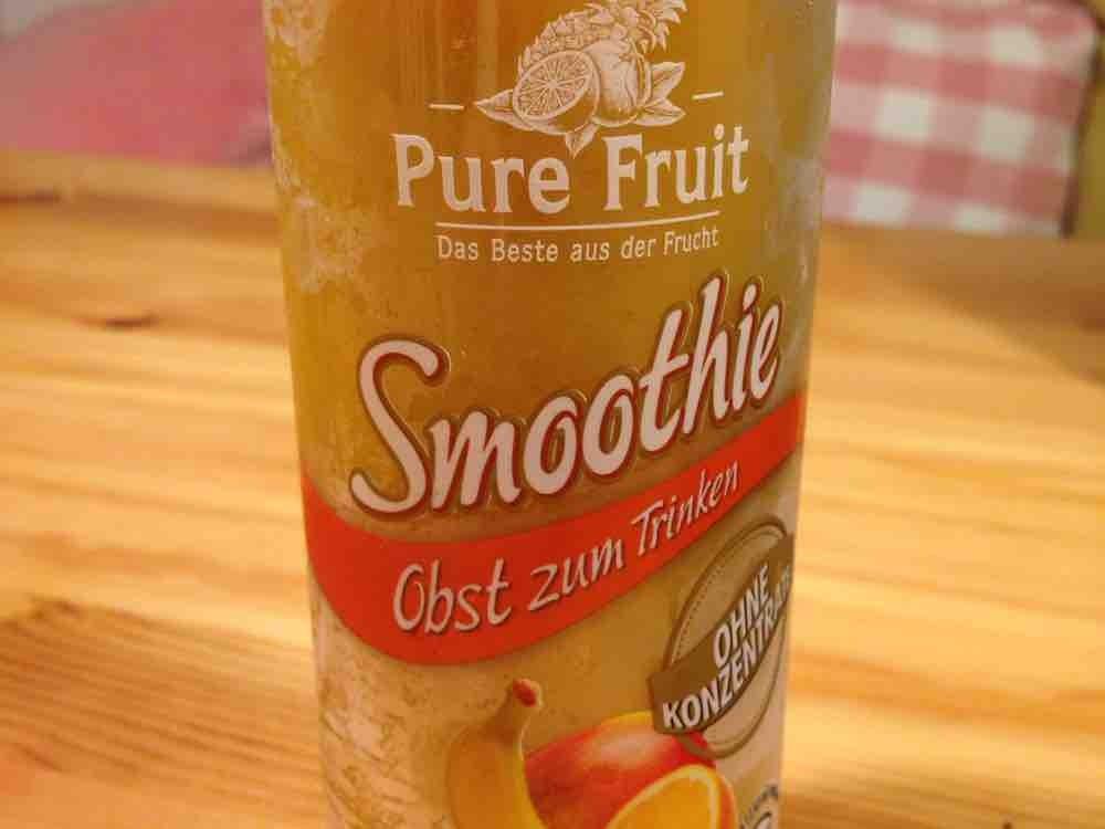 Pure Fruit Smoothie, Mango-Orange von linawer   Hochgeladen von: linawer