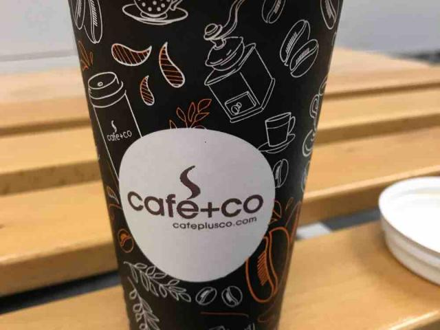 Großer Brauner, Cafe + Co Automat von SSC | Hochgeladen von: SSC