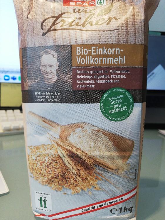 Bio Einkorn-Vollkornmehl von siegi86 | Hochgeladen von: siegi86