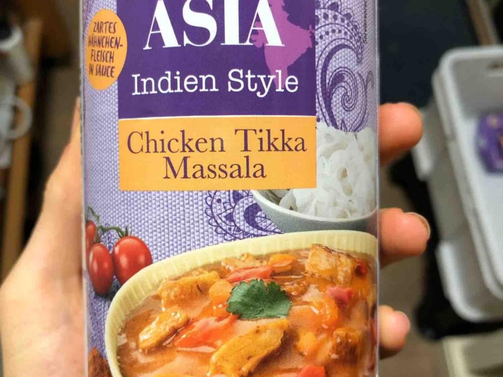 Chicken Tikka Massala, 400g von alexandra.habermeier | Hochgeladen von: alexandra.habermeier