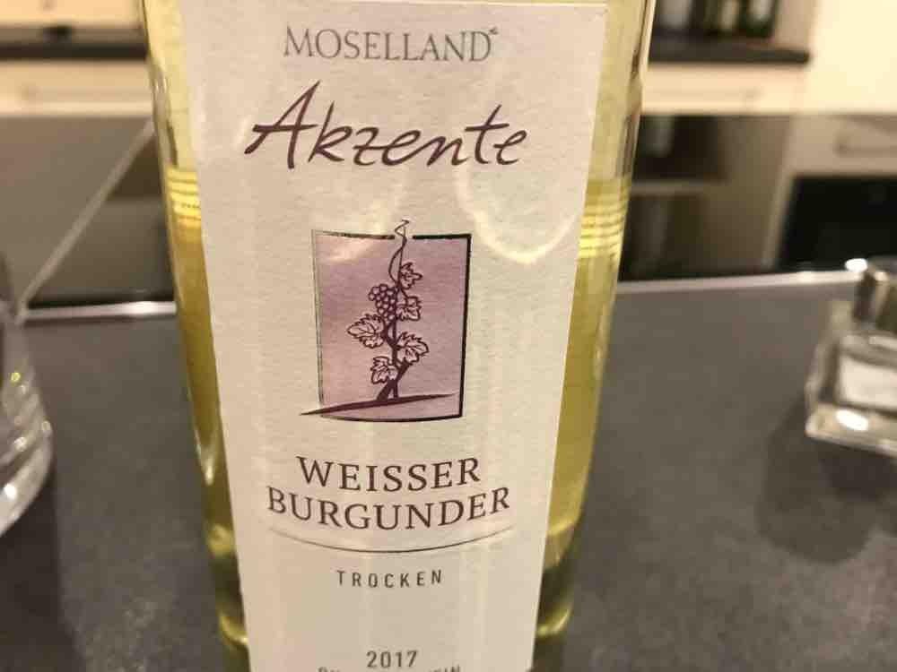 Weisser Burgunder, trocken von cliff36 | Hochgeladen von: cliff36