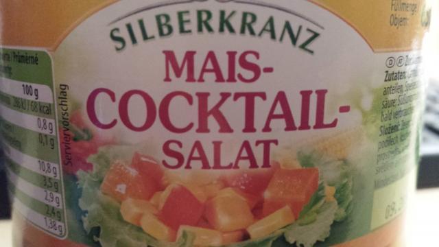 Mais Coktail Salat | Hochgeladen von: Mamba2010