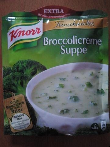 Feinschmecker Broccolicreme Suppe   Hochgeladen von: Ramona76