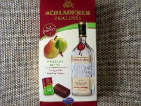Schladerer Pralinès, Williams-Birne | Hochgeladen von: Shania