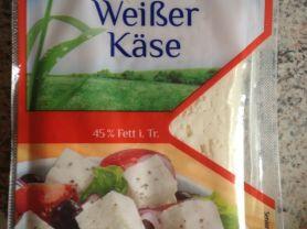 Weißer Käse, aus Kuhmilch  | Hochgeladen von: nh45de