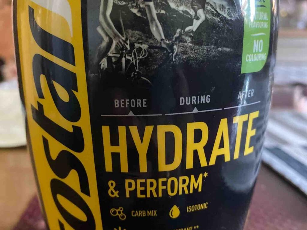 Isostar Hydrate & Perform, Lemon von MNPSX5 | Hochgeladen von: MNPSX5