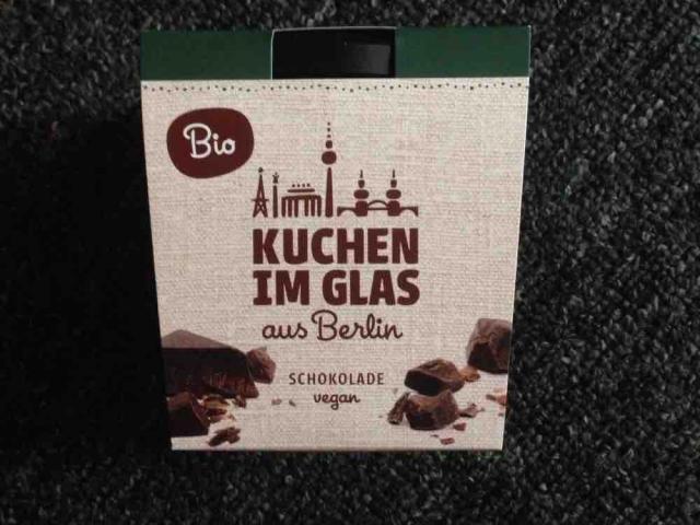 Kuchen im Glas Schokolade, Vegan von Eva Schokolade | Hochgeladen von: Eva Schokolade