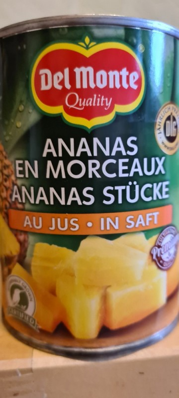 Ananas, In Saft von Tammy187   Hochgeladen von: Tammy187