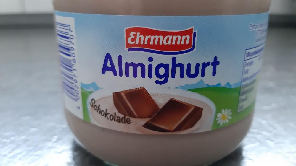Almighurt Schokolade, Joghurt von jojo000 | Hochgeladen von: jojo000