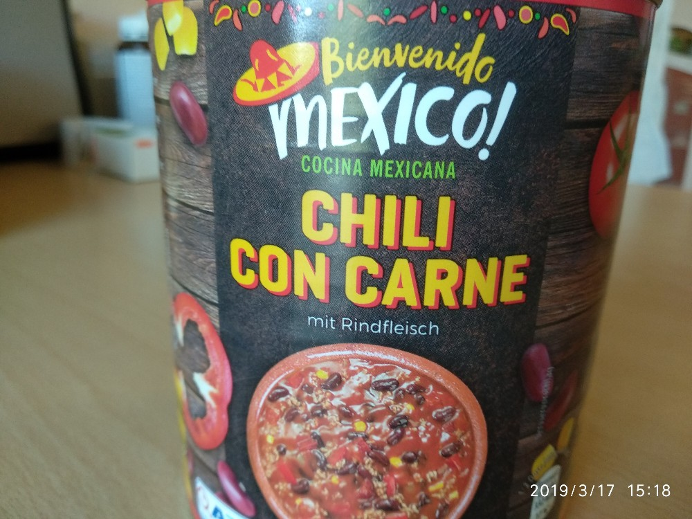 Chili con Carne von klocki7   Hochgeladen von: klocki7