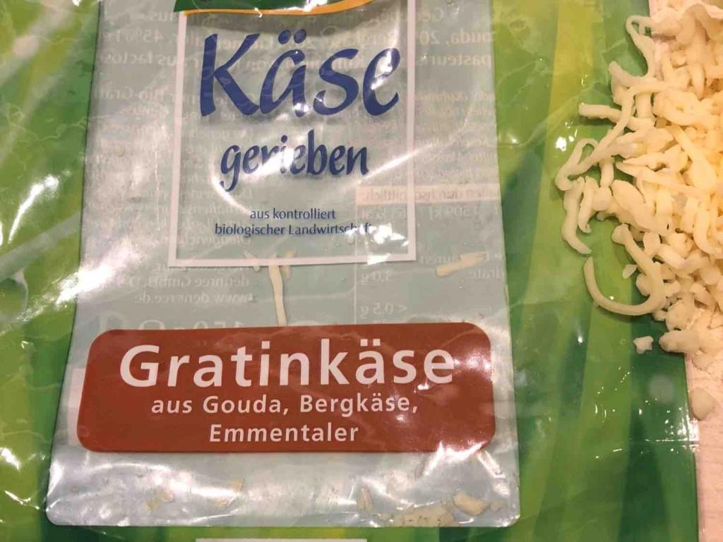Gratinkäse, aus Gouda, Bergkäse, Emmentaler von michael90a | Hochgeladen von: michael90a