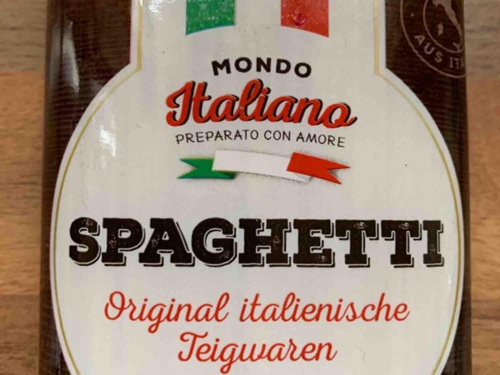 Spaghetti, aus Hartweizengrieß von incubus | Hochgeladen von: incubus
