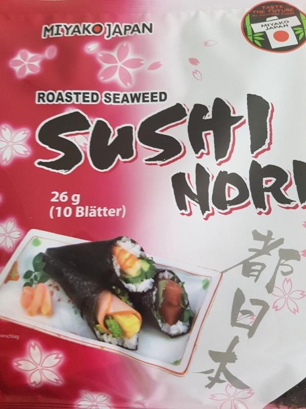 Sushi Nori Blätter von anny0705 | Hochgeladen von: anny0705