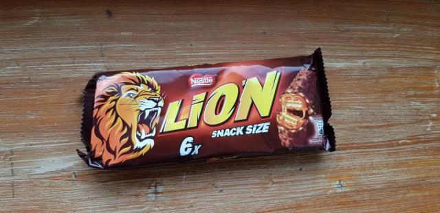 Fotos und Bilder von Schokoriegel, Lion Snack Size (Nestlé) - Fddb