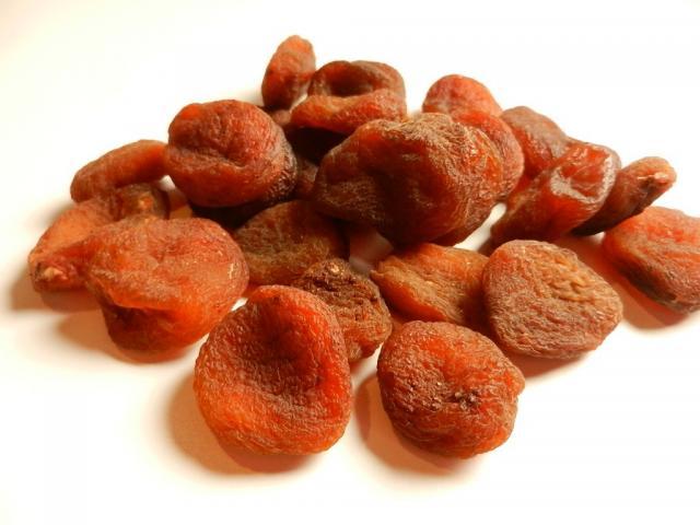 Getrocknete Aprikosen, Aprikose | Hochgeladen von: maeuseturm