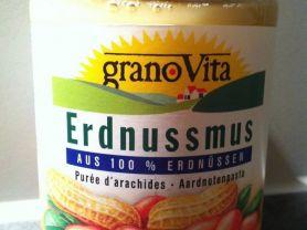 Erdnussmus, aus 100% Erdnüssen | Hochgeladen von: wuschtsemmel