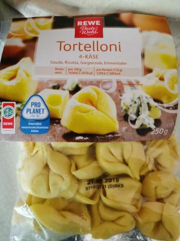 Käse-Tortellini von lejo89 | Hochgeladen von: lejo89