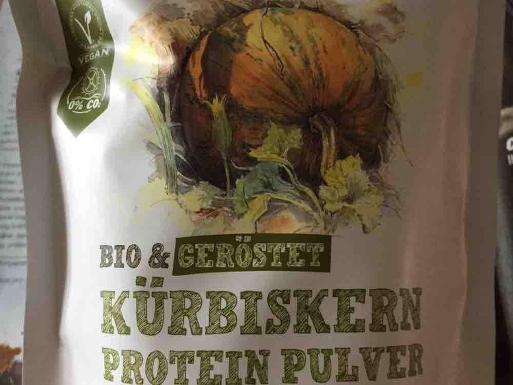 kürbiskern protein pulver von MissFahrari | Hochgeladen von: MissFahrari