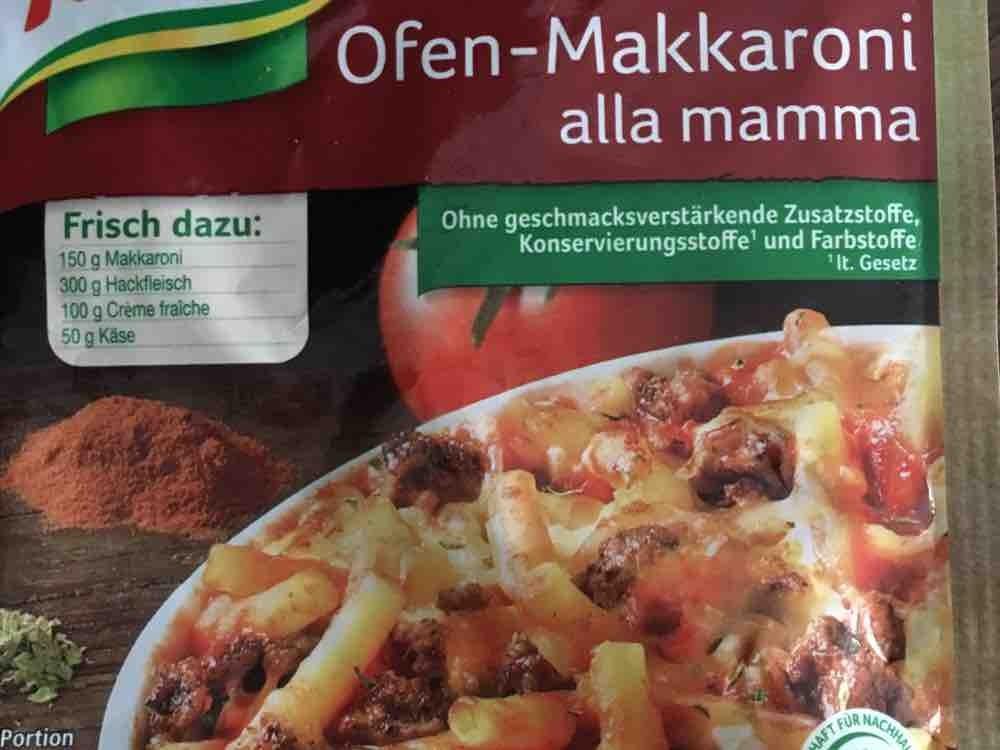 Ofen Makkaroni alla Mama von ckroen287 | Hochgeladen von: ckroen287