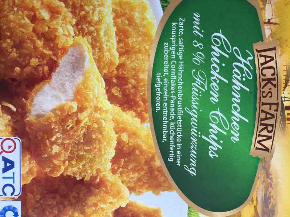 Hähnchen Chicken Chips von abroe | Hochgeladen von: abroe