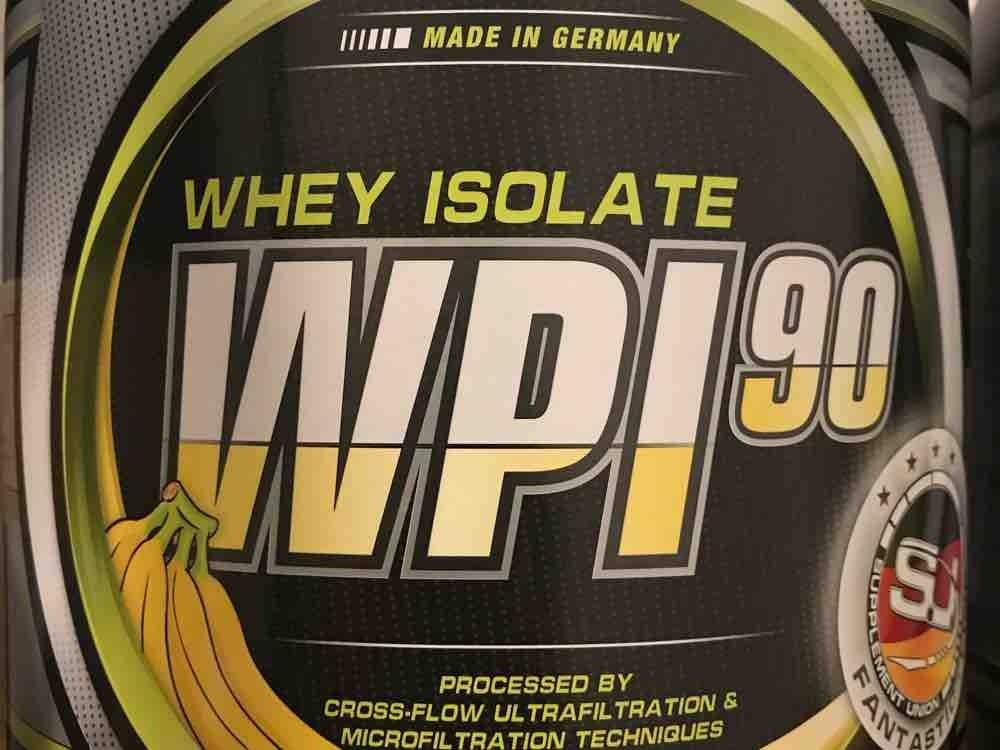 WPI 90, Banane von johnsilvex   Hochgeladen von: johnsilvex