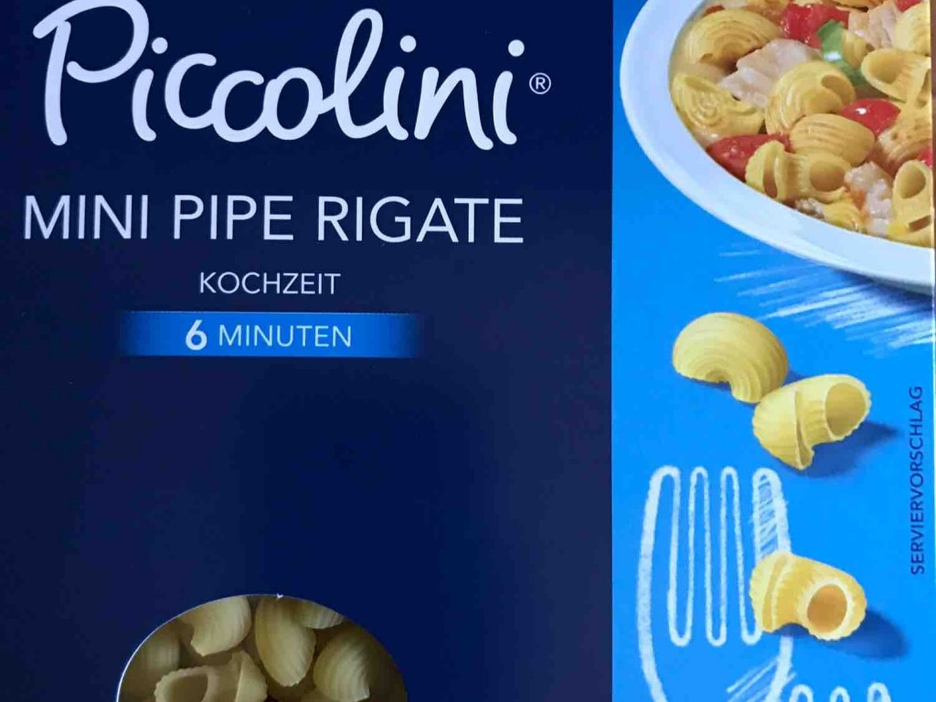 Piccolini, mini pipe rigate von Pesaro | Hochgeladen von: Pesaro